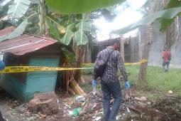 Setelah 2 Jam Olah TKP, Polsek Tayu Berhasil Ungkap identitas Mayat yang Membusuk di Belakang Kantor Kecamatan Tayu