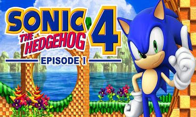 Sonic The Hedgehog 4. Episode 1 Apk + Data for Android