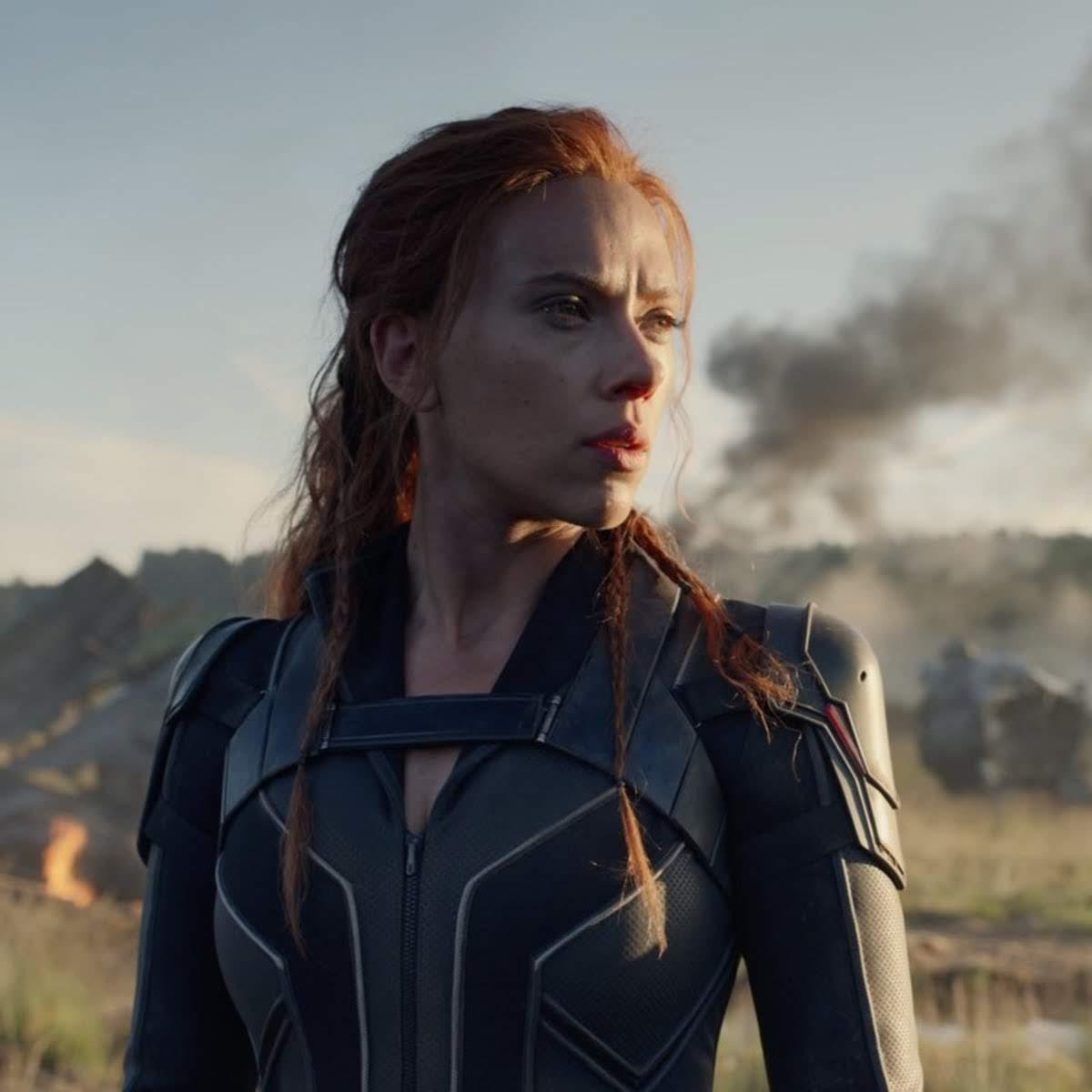Scarlett Johansson as Black Widow in MCU : スカーレット・ジョハンソンが、マーベル・シネマティック・ユニバースでの10年間に出演した9本のヒーロー映画のブラック・ウィドウのイメージの移り変わり ! !