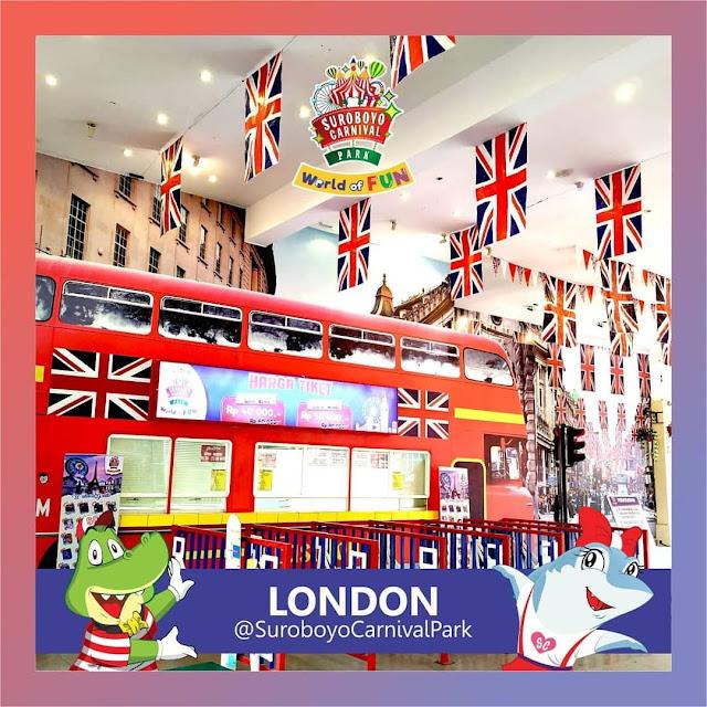 Zona London Suroboyo Carnival Park