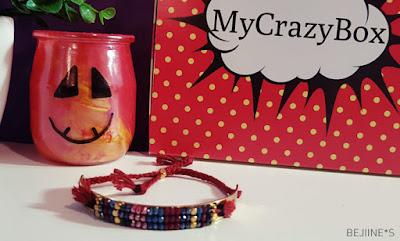 """My Crazy Box """"Haute Couture"""" bijoux bracelet"""