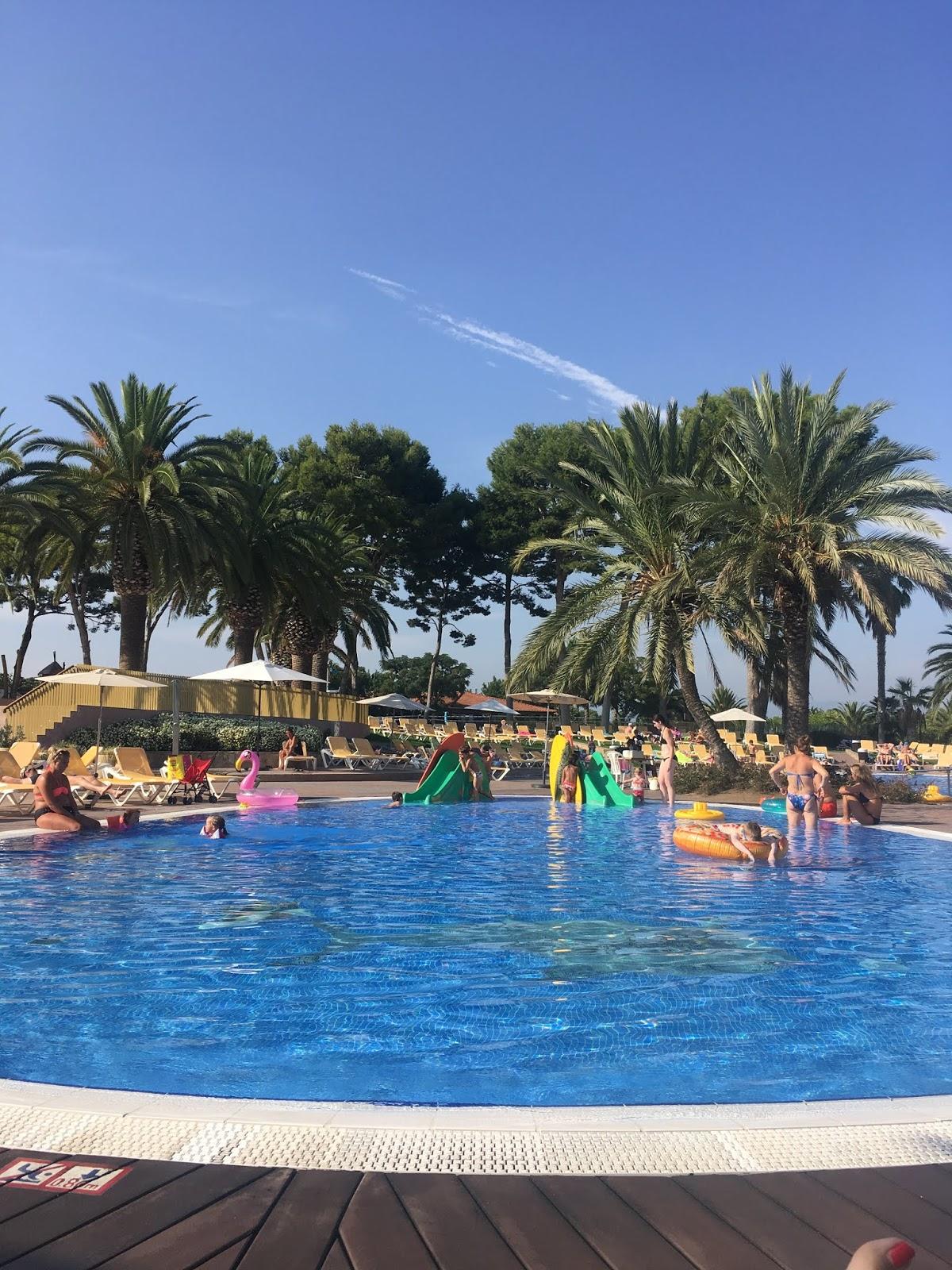 hiszpania baseny