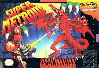Jogo online grátis Super Metroid Snes