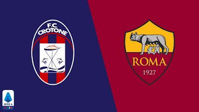 مشاهدة مباراة روما وكروتوني بث مباشر اليوم في الدوري الإيطالي