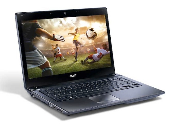 Laptop Acer 4743 Core I3