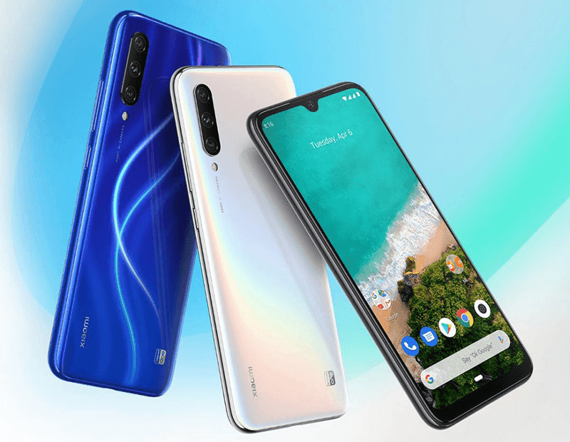 Xiaomi Mi A3 Android One mid-ranger goes official