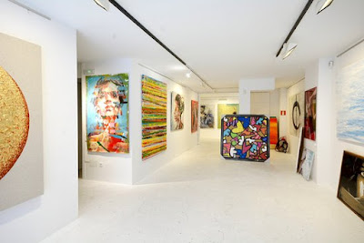 Gallery in Mallorca