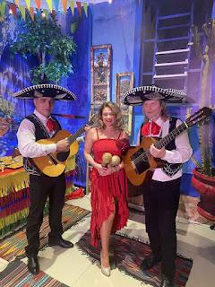 Живая латино-американская музыка 3