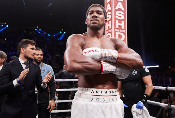 The End Of My Career — Anthony Joshua To Retire