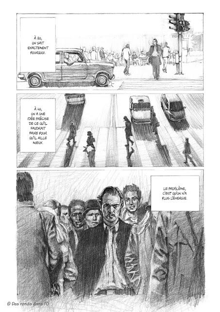 Léa ne se souvient pas comment fonctionne l'aspirateur de Eric Corbeyran et Gwangjo aux éditions Des ronds dans l'O page 4
