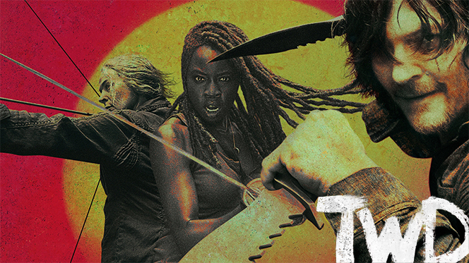 The Walking Dead (2019) Temporada 10 Web-DL 1080p y 720p Latino-Ingles