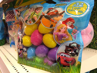 disney pixar easter egg hunt ideas