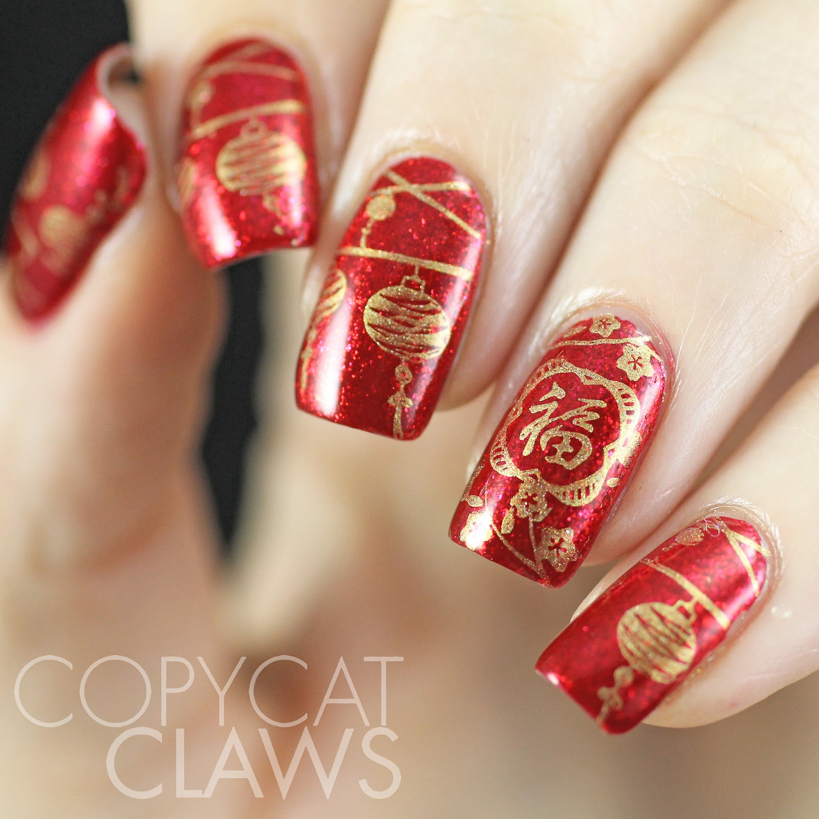 Copycat Claws: Lacquistry Chinese New Year