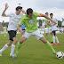 14x0, 15x0... Wolfsburg, Frankfurt e dupla de Borussias vencem amistosos
