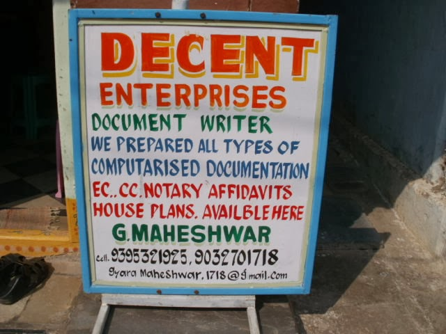 Document writers, realtors  in Ghatkesar,