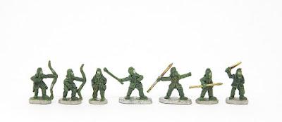 Saka Haumavarga/Asiatic Hillmen x 6 + 1 Leader