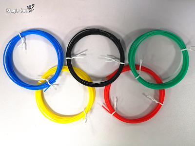 Magic Cat PCL Filament | Olympic Rings