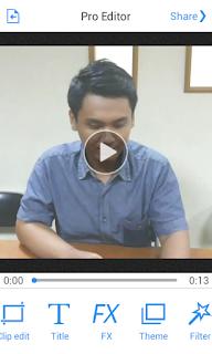 Editor video Android terbaik