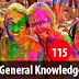 Kerala PSC General Knowledge Question and Answers - 115