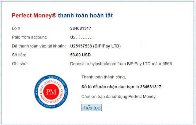 review hyip : bipipay.ltd