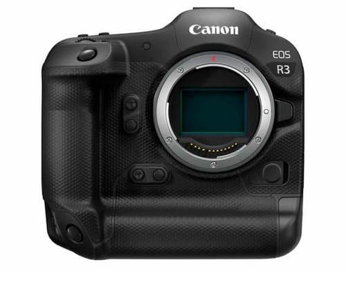 Canon confirms development of the EOS R3 mirrorless camera