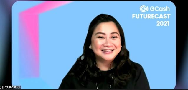 Martha Sazon, President and CEO of GCash