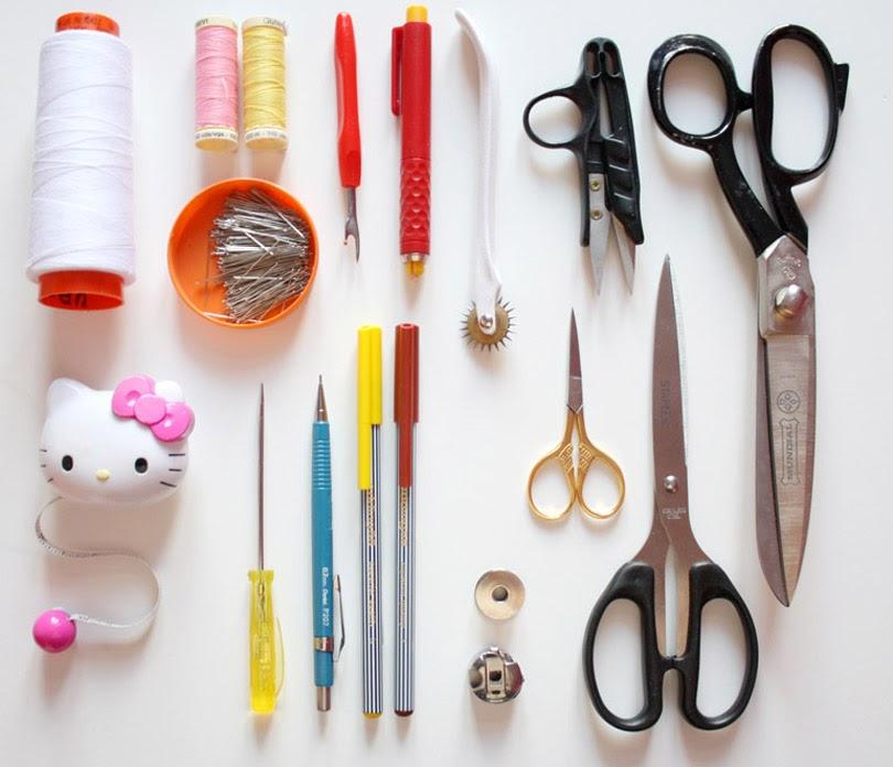 fashion student design fabric pattern cutting manufacturing equipment