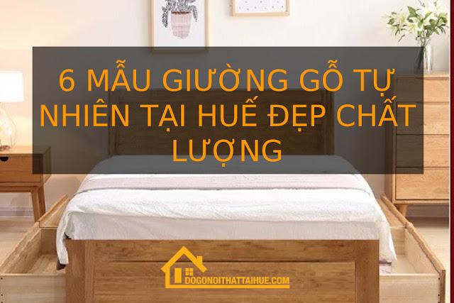Giuong ngu tai Hue, Mua giuong ngu tai Hue, Nội thất Huế, Dogonoithattaihue