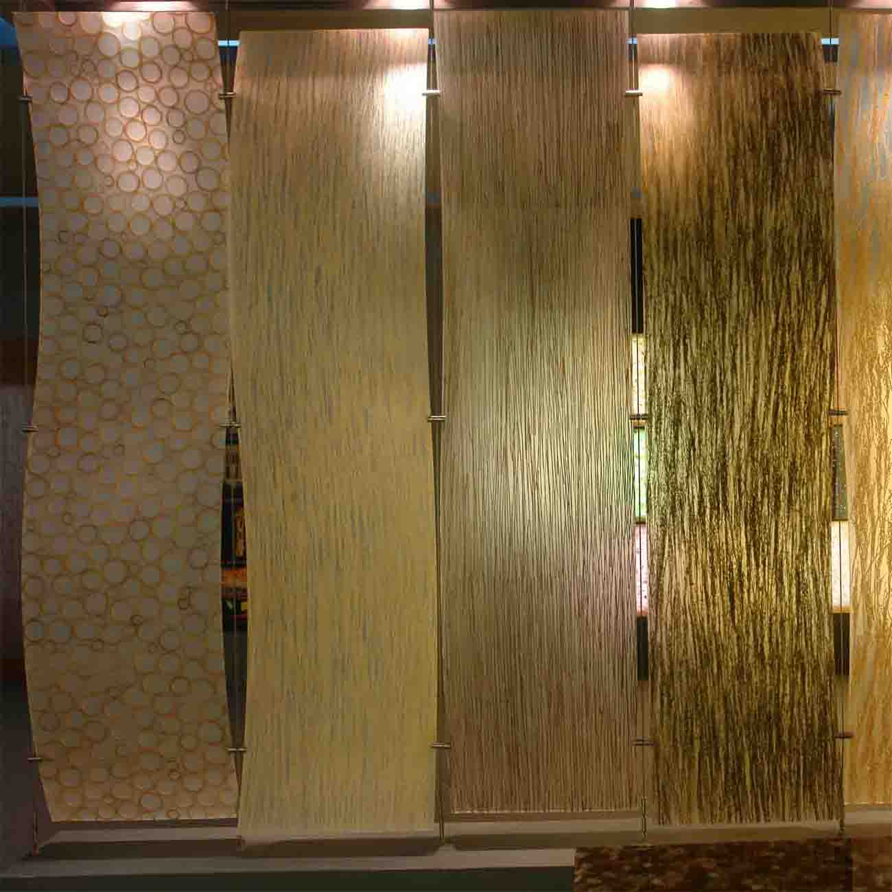 Acrylic Decoration Wall Partition For