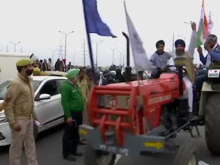 Farmers Protest Delhi, Narendra Singh Tomar, Haryana CM, Singhu border, Delhi Police, Nirankari Samagam Ground, Farmer, Farmers protest in Punjab, Far