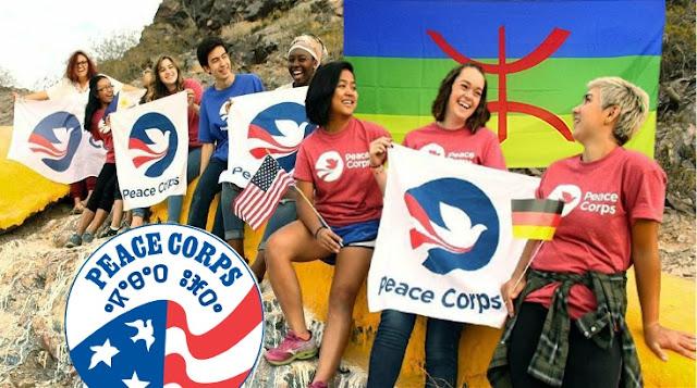 هيأت السلام الأمريكية  peace corpse