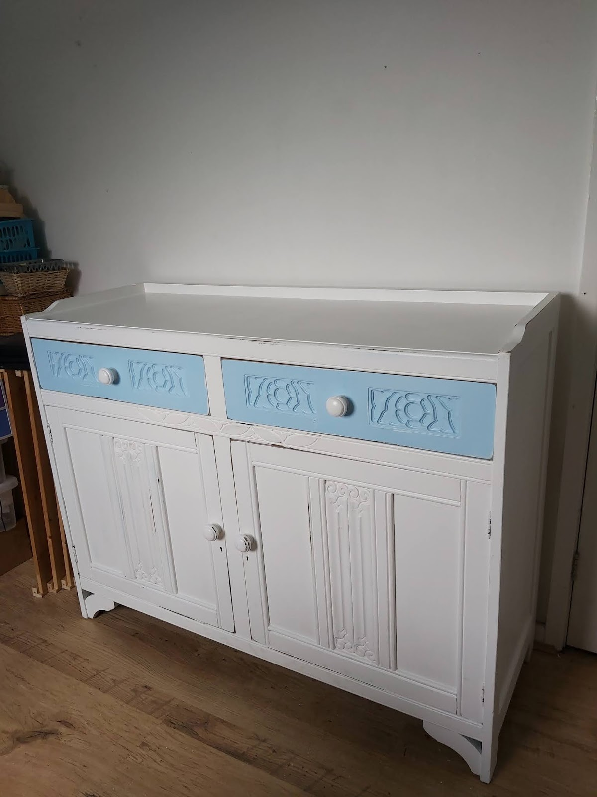 Handmade Harbour Upcycled Sideboard