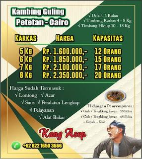 Harga Kambing Guling Lembang,Kambing Guling Lembang,kambing guling,harga kambing guling,guling kambing lembang,