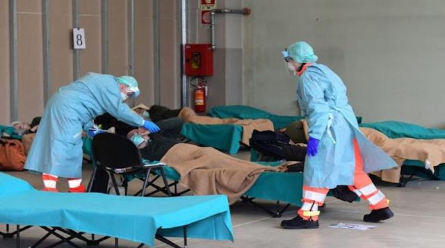 Умер врач из Италии, лечивший пациентов без перчаток ввиду их острой нехватки! Видео