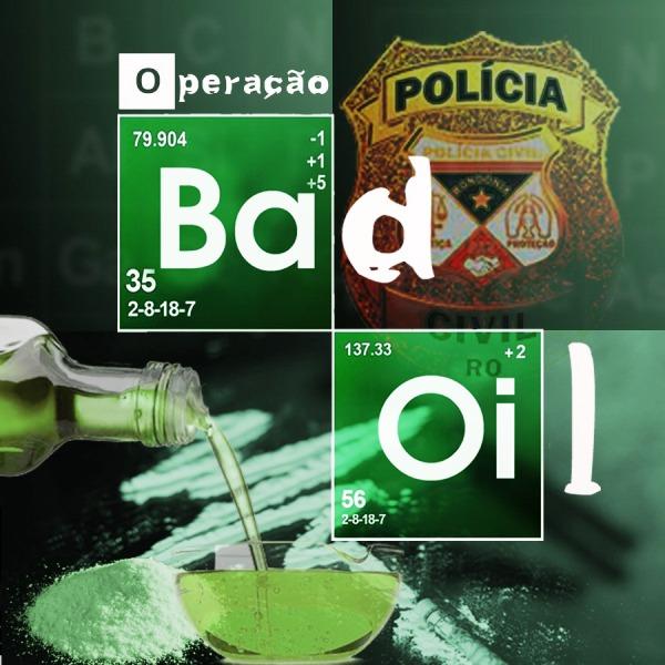 """POLÍCIA CIVIL DEFLAGRA OPERAÇÃO """"BAD OIL"""" CONTRA O TRÁFICO DE DROGAS EM BURITIS"""