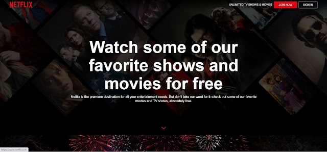 Watch Netflix Videos For Free Even Without An Account