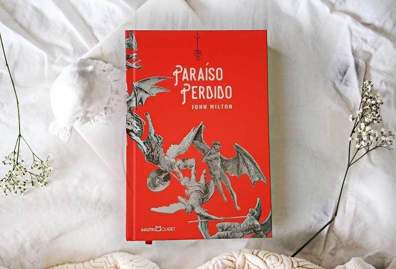 [RESENHA #651] PARAÍSO PERDIDO - JOHN MILTON