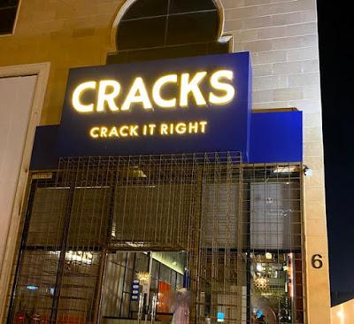 مطعم كراكس - CRACKS الخبر | المنيو ورقم الهاتف والعنوان