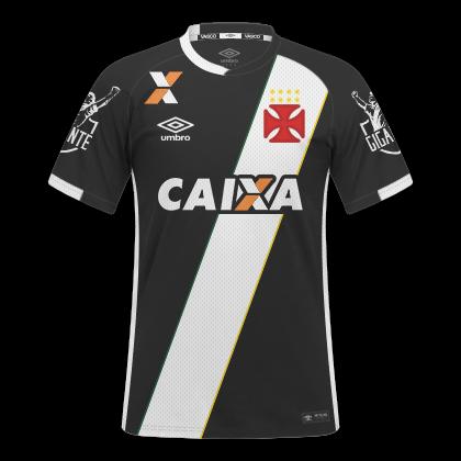 GT Camisas  Camisas Vasco da Gama 2016   2017 - Home e Away 040a18cb2e2b4