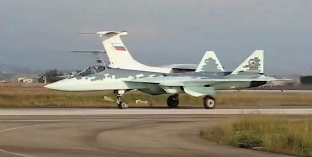 """Η ρωσική αεροπορία """"εκκαθαρίζει"""" την κοιλάδα του Ευφράτη"""