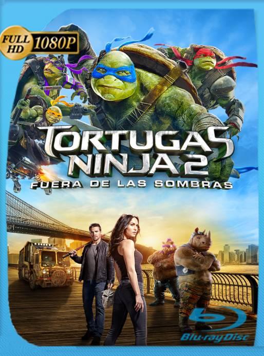 Tortugas Ninja 2 Fuera de las Sombras (2016) BRRip 1080p Latino [GoogleDrive] Ivan092