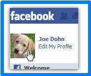facebook delete profile picture change