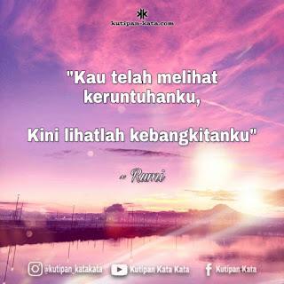 Jalaluddin Rumi Quotes Kata Bijak Kata Mutiara Motivasi