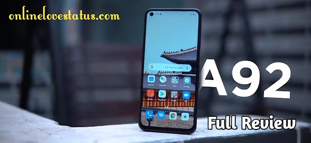 Oppo A92 Price in Bangladesh, Features & Camera In Deep