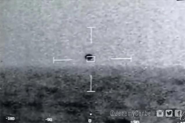 OVNI registrado pelo navio USS Omaha dos EUA