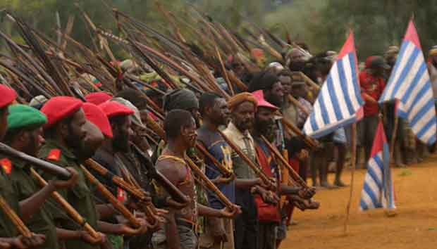 Penyelesaian KKB di Papua Yang Tidak Kunjung Selesai
