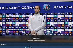PSG Press Room & Manager Suits 2020 For - PES 2017