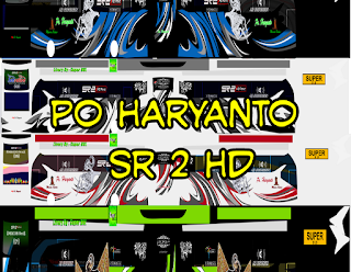 Download 4 Varian Livery Po Haryanto Sr2 HD