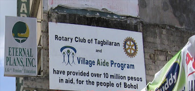 Heroes and Zeros.The Rotary International