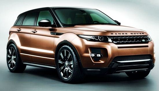 2016 Land Rover Range Evoque Features And Price